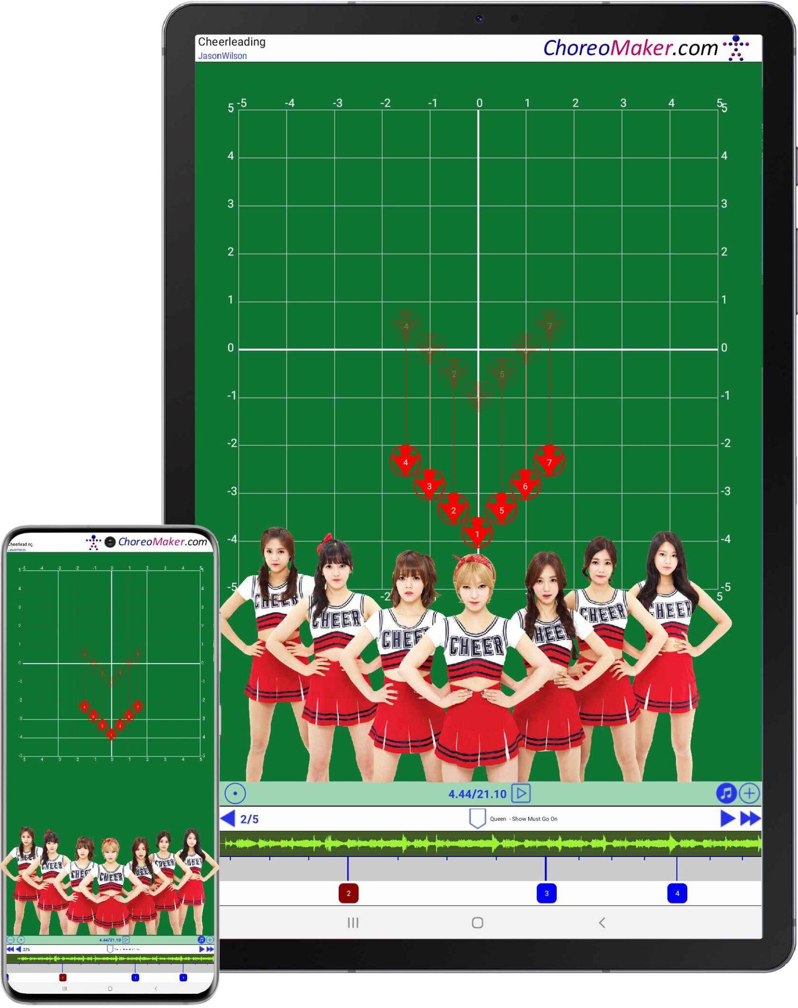 cheerleading-kl